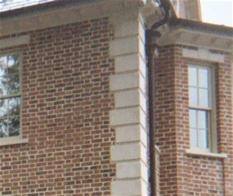 indiana limestone quoins