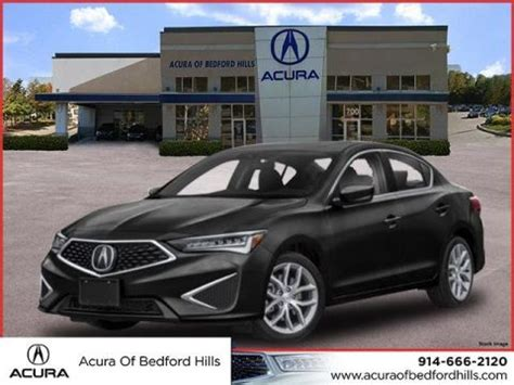 new 2019 acura ilx base 4dr car in bedford hills 19688