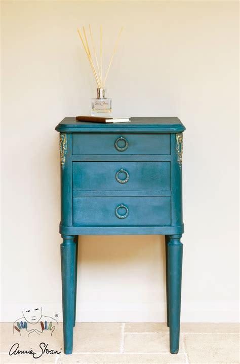 Annie Sloan Chalk Paint Aubusson Blue 1ltr Woodlands