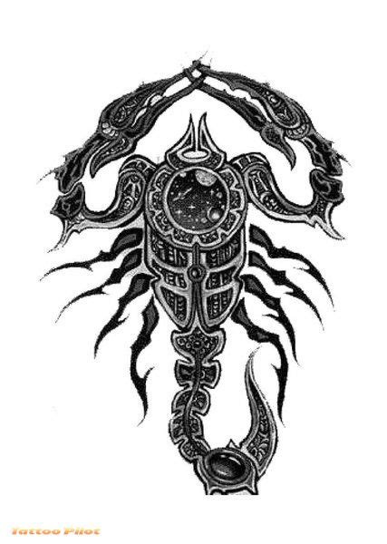 tattoopilot com scorpion tattoo designs tattoos
