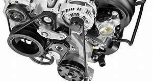 Motorcraft Air Conditioning And Power Steering Serpentine Belt Fits