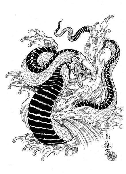 dragons, snakes, birds, skulls Jack Mosher | Japanese