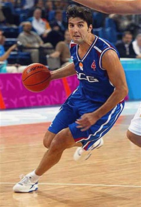 dejan bodiroga serbia player profiles  interbasket