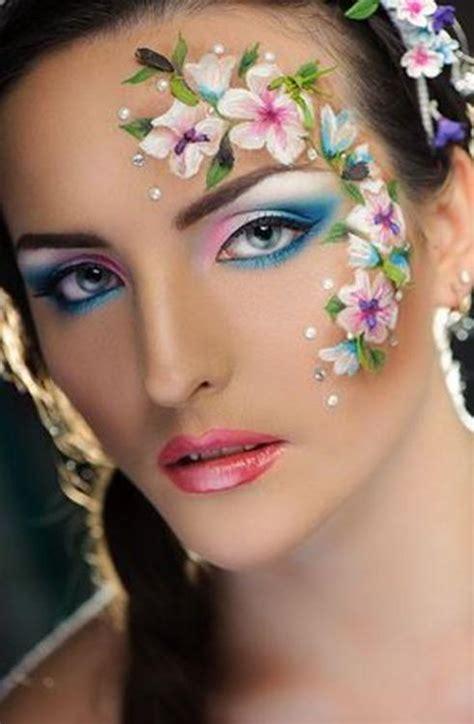 maquillaje de fantasia  halloween  modaellascom