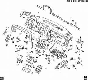 Chevrolet Kodiak C4500 Fuse Box