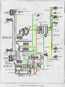 1968 Pontiac Gto Headlight Wiring Diagram Schematic