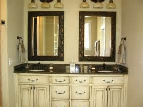 White Cabinets With Black Hardware by Pottery Barn Bathroom Vanity Rustic Bathroom Fixtures
