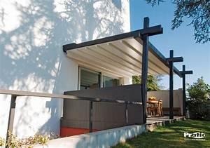 Vordach Hauseingang Modern : paller markisen pergole aus aluminium der serie tecnic ~ Michelbontemps.com Haus und Dekorationen