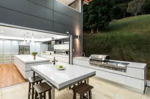 out door kitchen beautiful outdoor kitchen ideas for summer freshome com