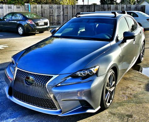 What Whispbar Roof Racks For The 3is??  Club Lexus Forums