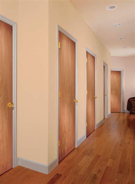 luan door  lite clear bevel brass woodgrain unfinished