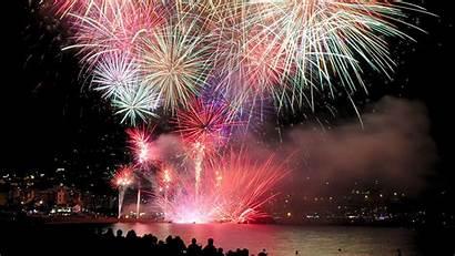 Celebration Fireworks Salute Orthodox Sparks Spectacle Holidays