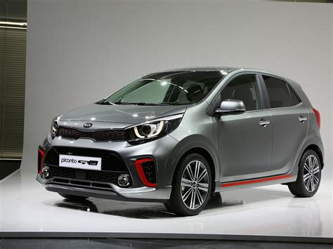 It is 3595mm in length and just 2385mm between the wheels. Kia Picanto GT Line 2109: deportivo, dinámico y atractivo ...