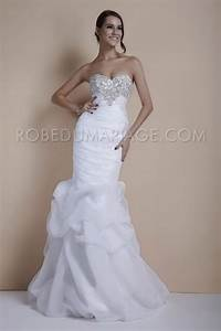 Robe De Mariée Moderne : robe de mariee moderne ~ Melissatoandfro.com Idées de Décoration