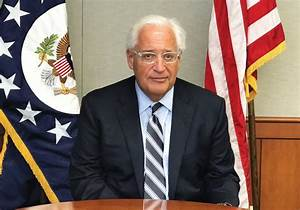 David Friedman tackles everything from past to US plans ...