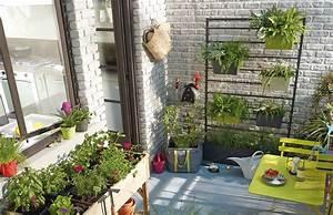 Jardinière Avec Treillis Pas Cher : petit jardin nos astuces et conseils pour un petit ~ Dailycaller-alerts.com Idées de Décoration