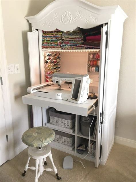 Best 25+ Sewing Cabinet Ideas On Pinterest  Small Sewing