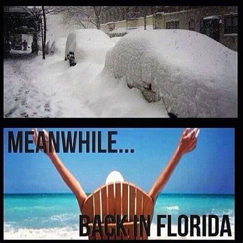 Florida Meme - vacations funny and pretty much on pinterest