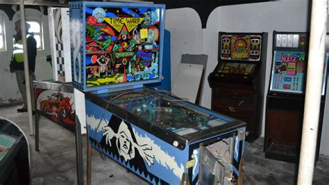 Explorers Uncover Classic Arcade Games On Abandoned Ship