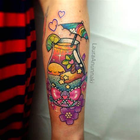 girls dream  true kawaii tattoos page