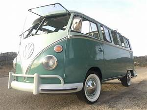 1967 Vw 21 Window Microbus   Beautiful Restored Classic