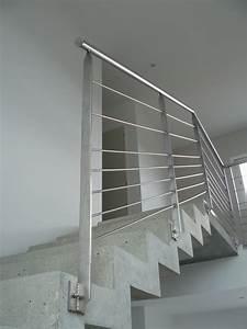 Garde Corps Extérieur Castorama : support rampe escalier unique garde corps inox castorama ~ Dailycaller-alerts.com Idées de Décoration