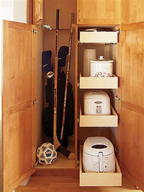 pantry  broom closet allocation