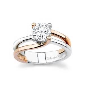 gold solitaire engagement ring barkev 39 s white gold solitaire engagement ring 6884lp