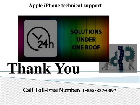 ppt apple iphone tech support powerpoint presentation