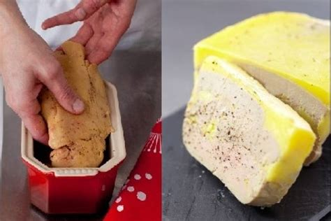 recette de foie gras maison facile