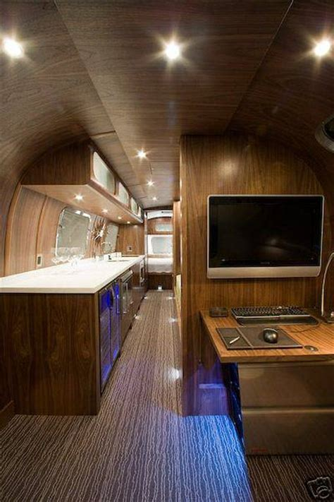 stunning  stylish airstream renovations rv obsession