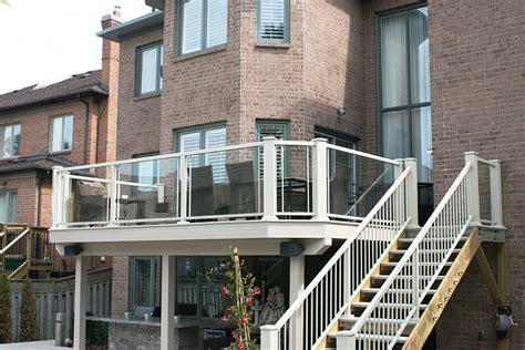 custom designed aluminum railing aluminum glass railing