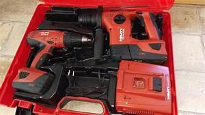 Hilti Akku Set : gro handel 35 x set hilti akkuschrauber akkubohrhammer 22v tool kit te 4 a22 sfc 22 a ~ Frokenaadalensverden.com Haus und Dekorationen