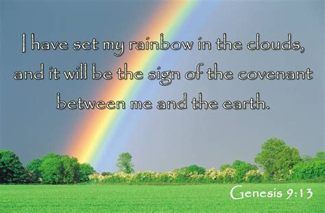 His Word In Pictures Genesis 913