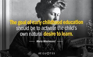 TOP 25 EARLY CH... Education Development Quotes