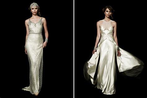 the great gatsby wedding dress johanna johnson wedding gowns great gatsby onewed com