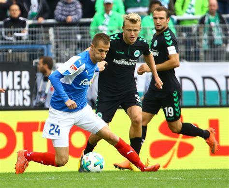 (kurz die ksv holstein oder die kieler sv holstein, fälschlicherweise auch ksv holstein kiel genannt), allgemein bekannt als holstein kiel, ist. Holstein Kiel kann auch in der 2. Liga gewinnen ...