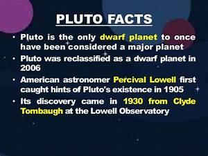 Dwarf Planet PLUTO 2015