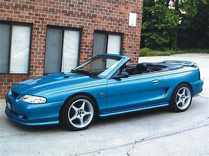 1995 Mustang GT - 5.0 Mustang & Super Fords