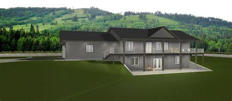 bungalow house plans with basement bungalow house plans by e designs page 10 bungalow house