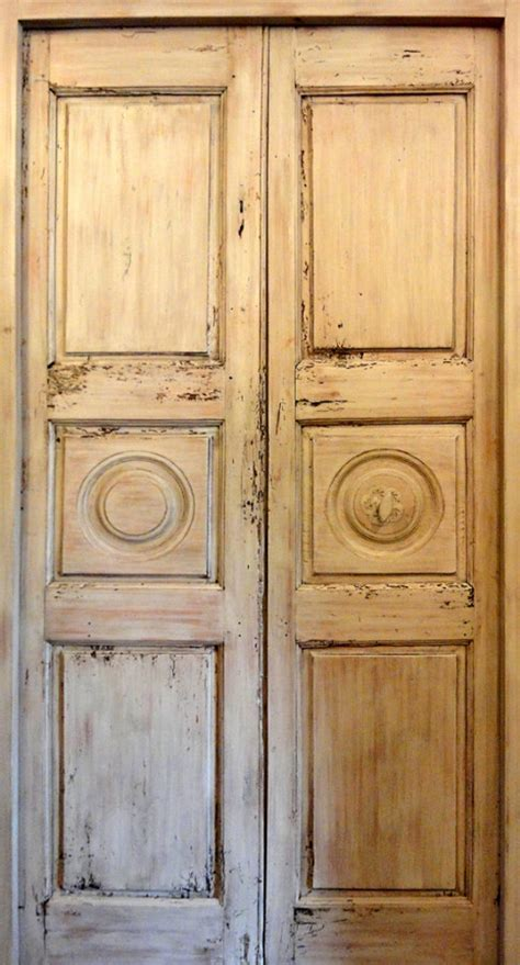 decorative  pannel door interior doors rustic doors