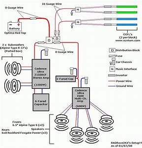 Fujitsu Ten Car Audio Wiring Diagram Diagram Chart Gallery Wiring Diagram
