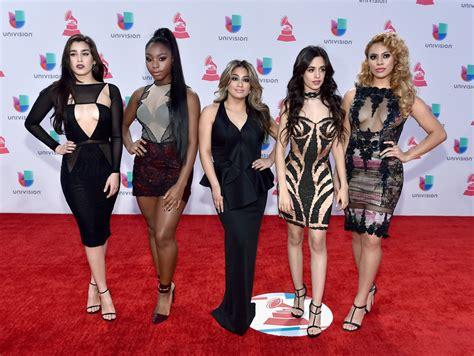 Fifth Harmony & Leslie Grace Hit The Latin Grammys 2015