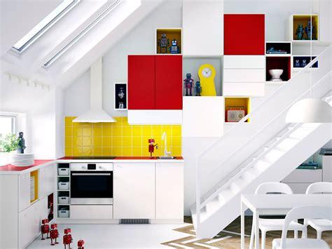 inspiration cuisine ikea les niches de couleur pour booster sa cuisine