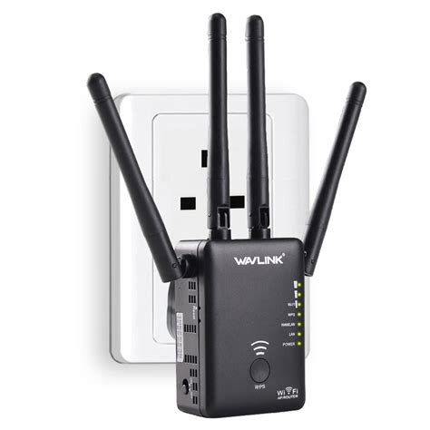 wavlink ac1200 wifi repeater router access point wireless range extender wifi signal lifier