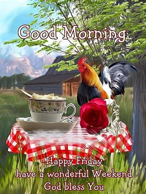 good morning wonderful weekend pictures