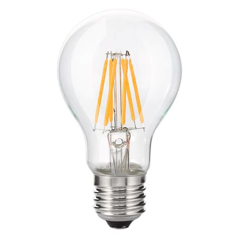 Filament Light Bulbs by Westgate Led A19 Filament Light Bulb 7w Legend Lights
