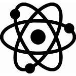 Science Chemistry Svg Atom Molecule Icon Education