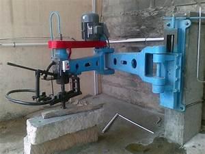 radial arm granite polisher machine, http://www