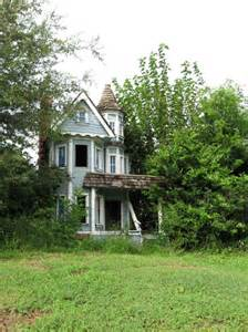 Texas Abandoned Victorian Houses